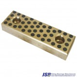 JPB bronze graphite plate pads