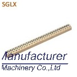 SGLX L shaped blank type oilless slide guide bushing