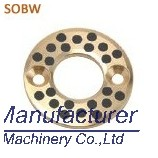 SOBW SOBWN oilless washer, cast bronze wear washer