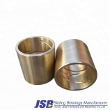 Self-Lubrication Wholesale Custom Anti-Friction Casting Bronze Bushing
