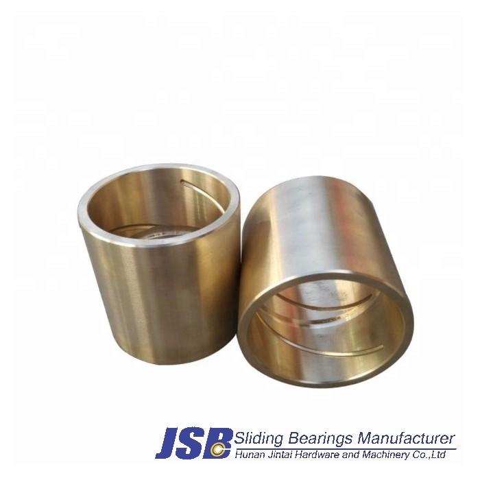 Self-Lubrication Wholesale Custom Anti-Friction Casting Bronze Bushing