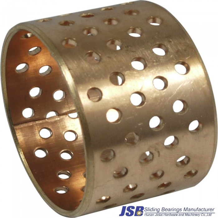 BMZ/L BMB/L bronze bushing or less, apply to the oil or fuel is difficult to place, it can be used without maintenance or less m