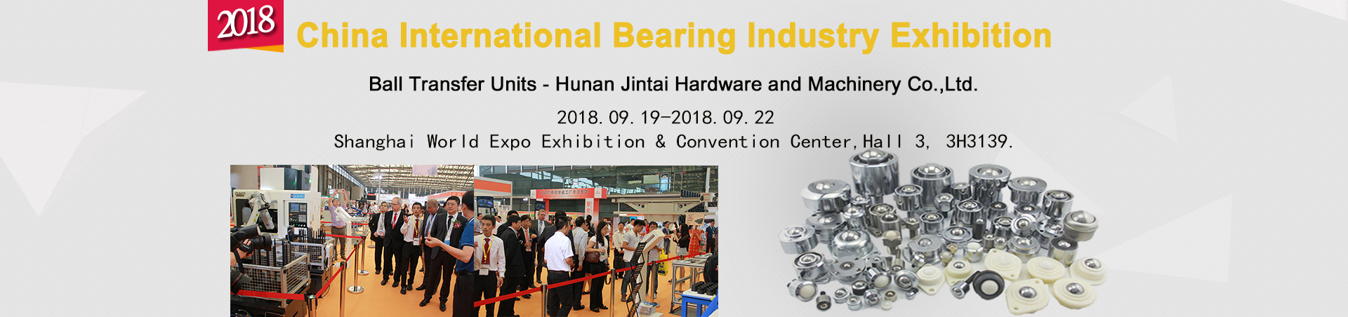 China International Bearing and Industry Exhibition 2018